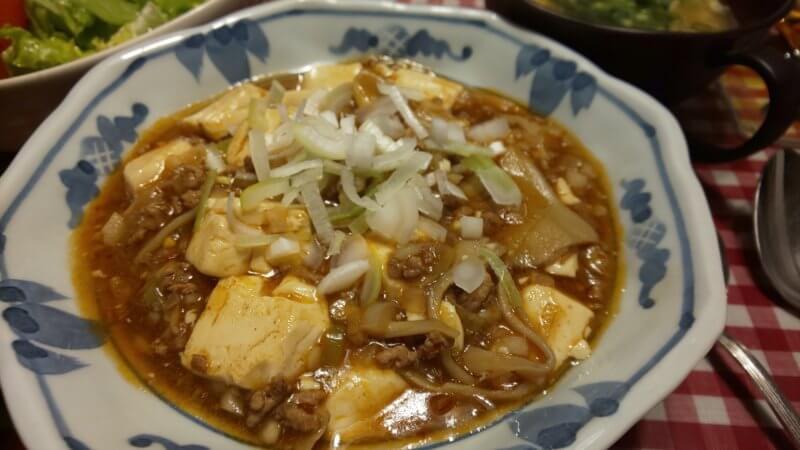 【今日のぬぬめし】麻婆豆腐